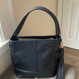 Melie Bianco Vegan Bucket Bag